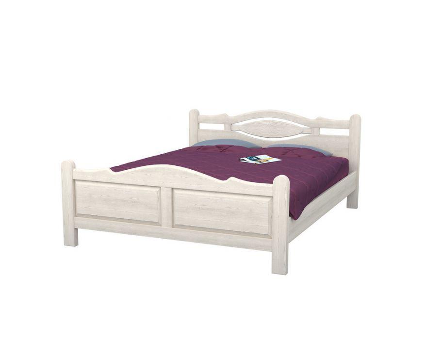 Кровать Орден (массив ясеня)   DreamLine