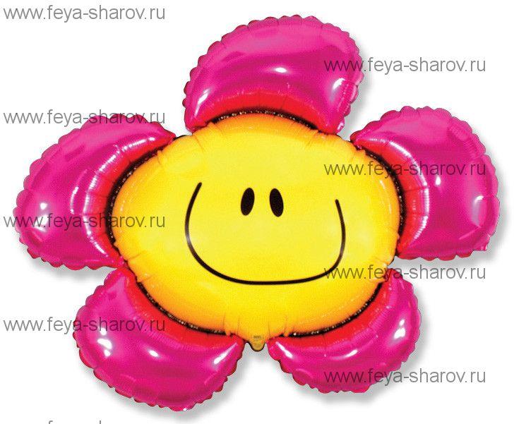 Шар Солнечная улыбка 104 см