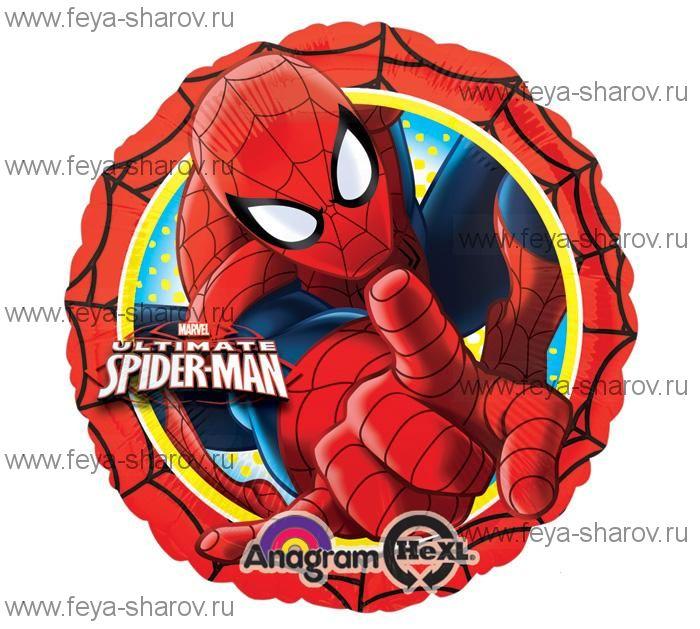 Шар Человек-Паук 46 см