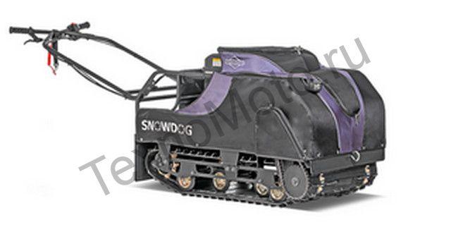 Мотобуксировщик SnowDog Compact C-R7Z-L