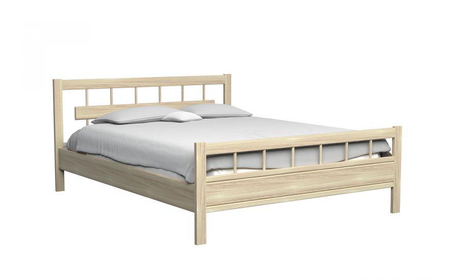 Кровать Троя (массив ясеня) | DreamLine