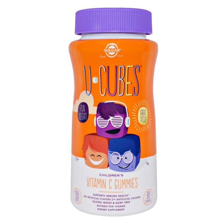 Витамин С для детей, 90 шт