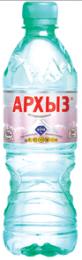 Вода Архыз негаз 0,5 литра пет. (1 уп./12 бут.)
