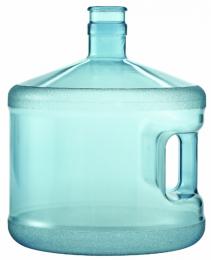 Бутыль поликарбонатный с ручкой 12 литров.