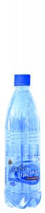 Доставка воды Аква чистая 0,6л. (12шт.) не газированная