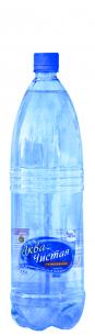 Доставка воды Аква чистая 1,5л. (6шт.) не газированная