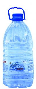 Доставка воды Аква чистая 5л. (4шт.)