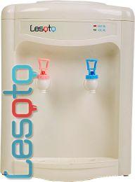 Кулер для воды LESOTO 34 TD white