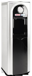 Кулер для воды LESOTO 555 L silver-black