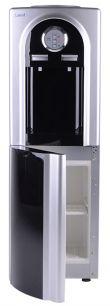 Кулер для воды LESOTO 555 L-B silver-black