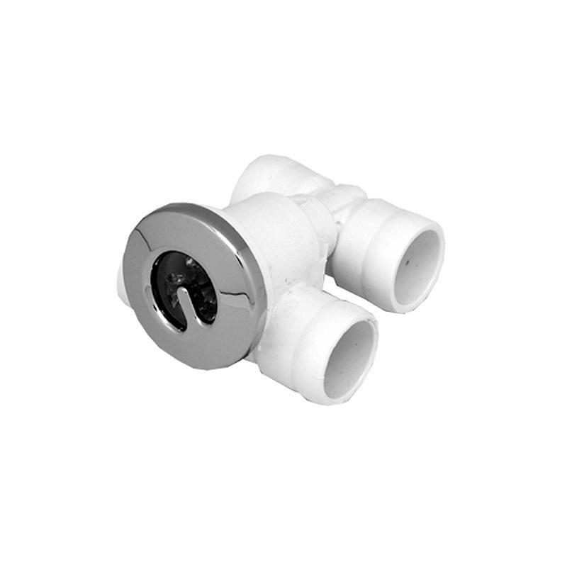 Джет МИКРО 20-20 ротатив STD хром
