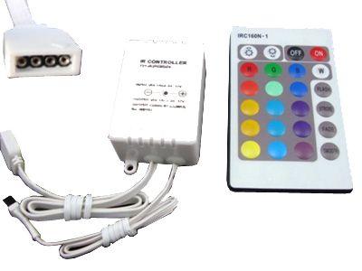 RGB Контроллер BLDC-72/144W-12/24