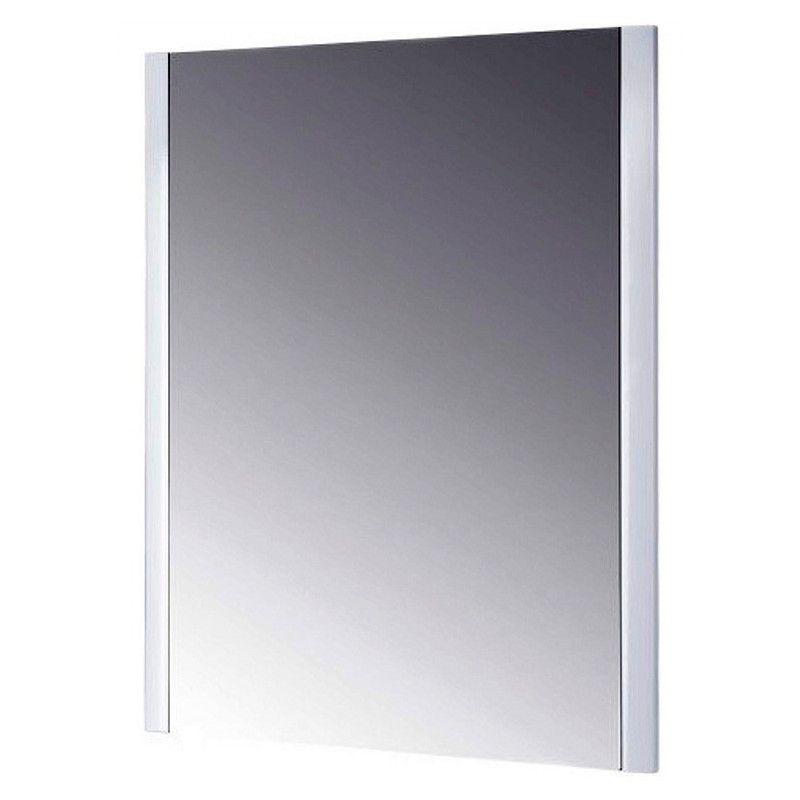 Зеркало в раме Dreja Wind 85 s, белый глянец