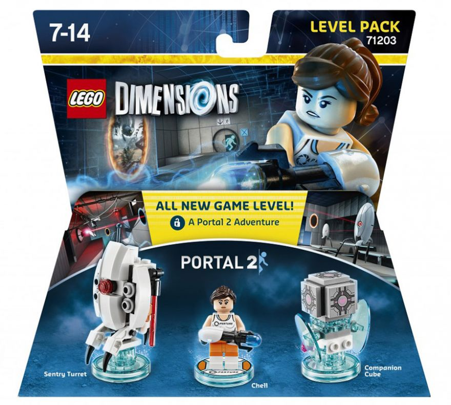 Lego Dimensions 71203 Level Pack (Portal 2)