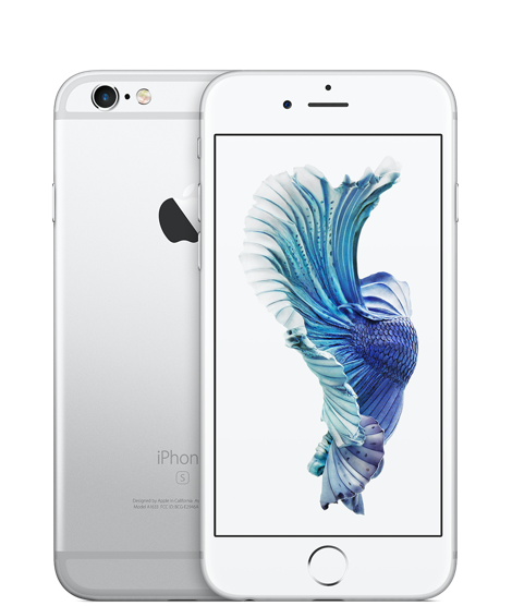 Apple iPhone 6S Plus 16GB LTE Silver