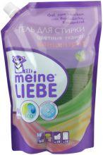 Meine Liebe гель для стирки цветных тканей концентрат cменный блок 750 мл