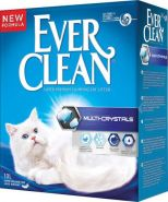 EVER CLEAN Multi-Crystals Комкующийся наполнитель с добавлением силикагеля (10 л)