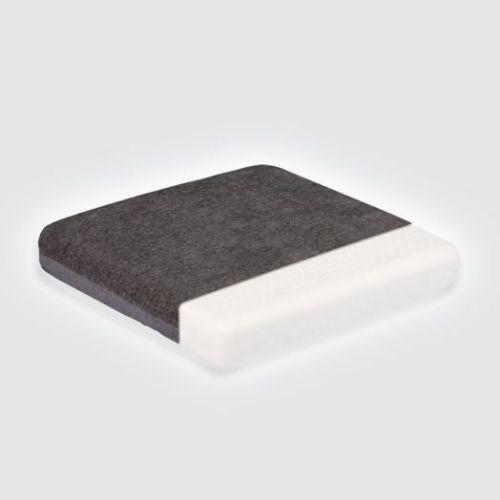 Ортопедическая подушка на сиденье Trives ТОП 207 из латекса.