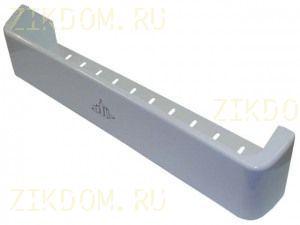 Полка-балкон нижняя двери для холодильника Indesit C00856004
