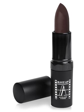Make-Up Atelier Paris Velvet Lipstick B101V Aubergine