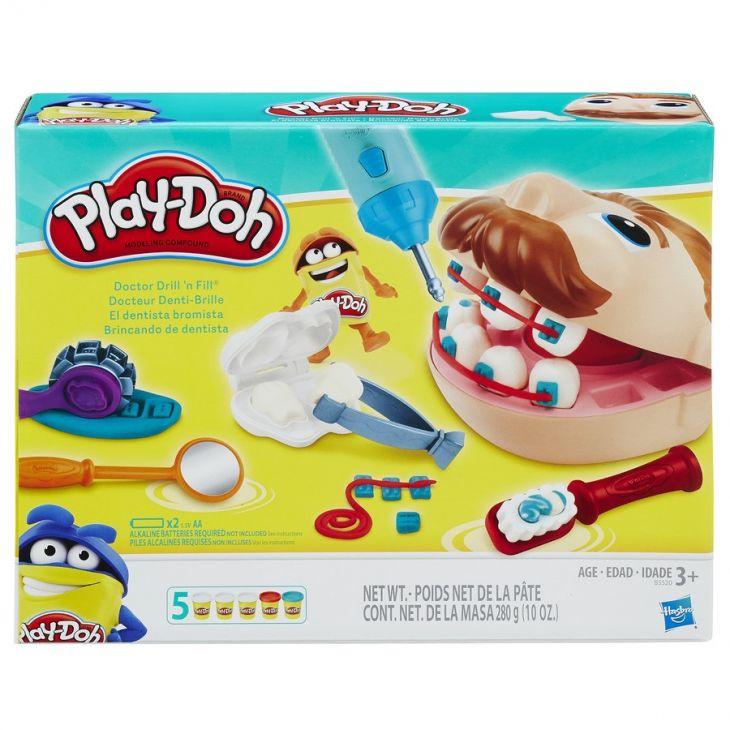 Мистер Зубастик Play-Doh (Плей-До) Hasbro (Хазбро)