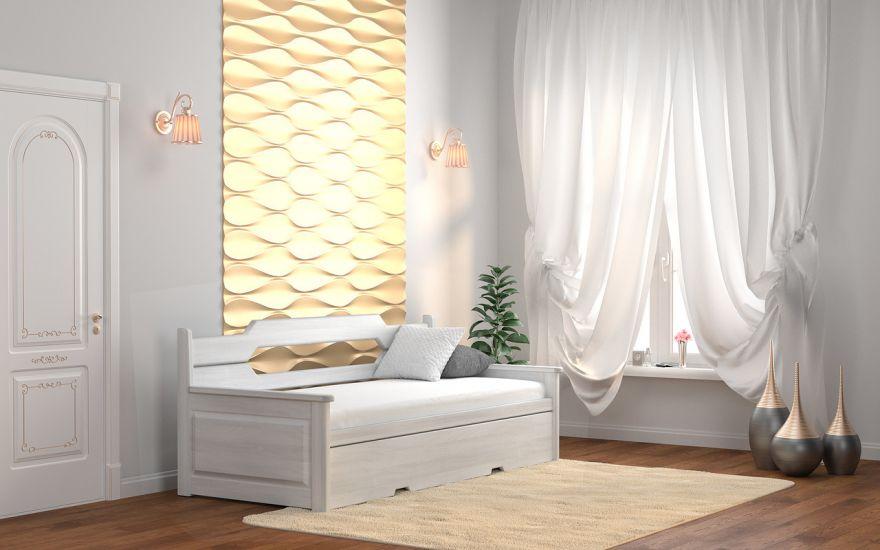 Кровать тахта-трансформер Неаполь (массив бука) | DreamLine