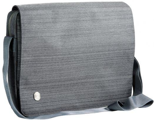 Сумка для ноутбука Defender Liberty Roomy 15''-16'' серый, органайзер, клапан