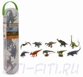 Gulliver   Collecta Набор мини динозавров (коллекция 1)