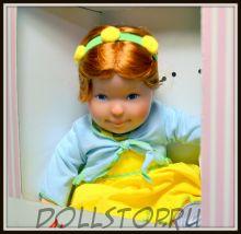 Игровая  кукла Кику Шери   - Käthe Kruse Kikou Cherie Doll