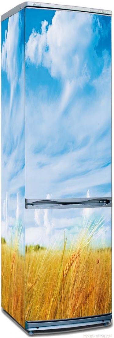 стикер на холодильник - Житница