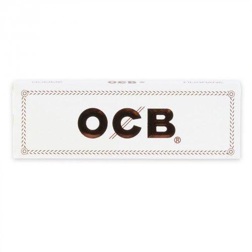 Сигаретная бумага OCB №1 White