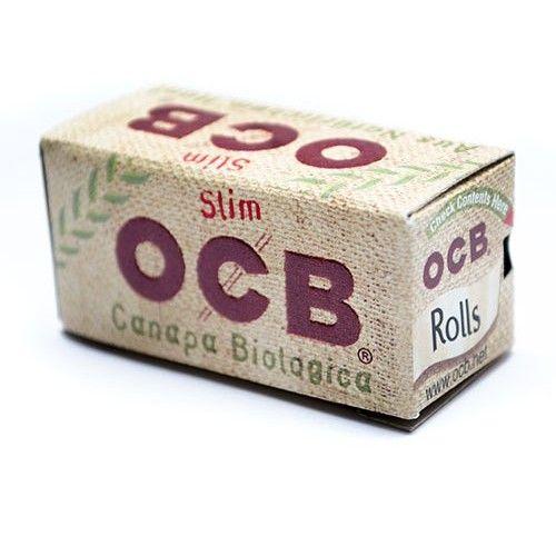 Сигаретная бумага OCB Rolls Organic в рулоне (44мм х 4000мм)
