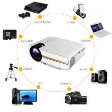 LED проектор YG 400