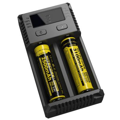 Зарядное устройство Nitecore Intellicharger NEW i2