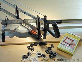 Набор Plano NOBEX Promaster (пила 565 мм, стусло 350 мм с удлинителем, рамочный зажим) для изготовления рамок 77700 М00002559