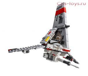 "Конструктор PRCK Звездные войны ""Скайхоппер Т-16"" 79204  (75081), 259 дет."
