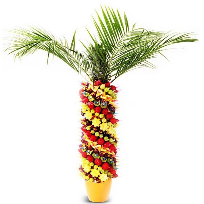Фруктовый букет Пальма