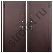 Двери входные БИЗОН 1.5мм зимние