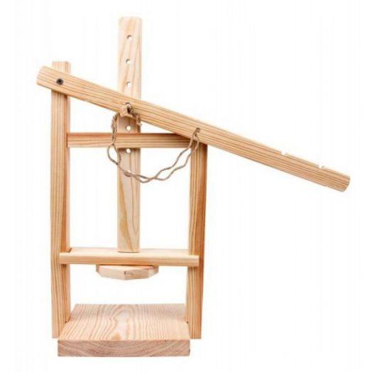 Деревянный пресс для сыра. Арт.411350