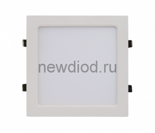 Панель сд квадратная SLP-eco 3Вт 230В 4000К 210Лм 86х86х23мм белая IP40
