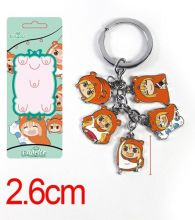 Кулон Двуличная Сестренка Умару / Himouto! Umaru - chan Necklace