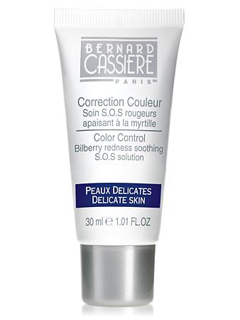 Bernard Cassiere CC (Color Control) Крем с черникой