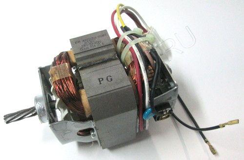 Мотор, двигатель для мясорубки Moulinex (Мулинекс) HV8, HV9 : SS-194240