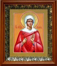 Калиса Коринфская (19х22), светлый киот