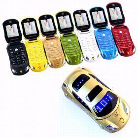 Мобильный телефон в виде детской машинки Newmind F15