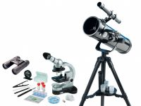 Микроскопы, телескопы