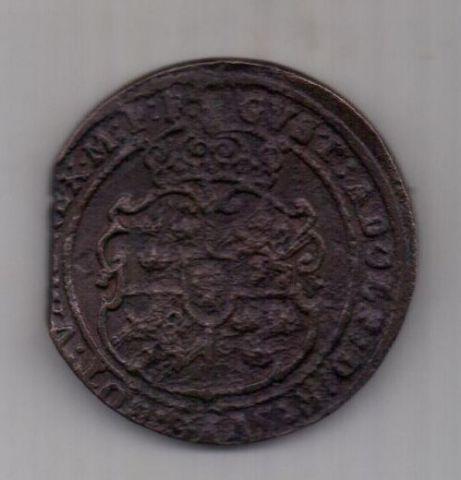 1 оре (эре) 1629 г. Швеция