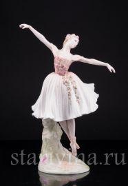 Балерина-Бабочка, Coalport, Англия, 1996 г