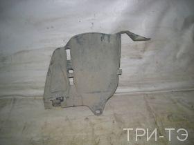 Рено Логан пыльник переднего бампера правый