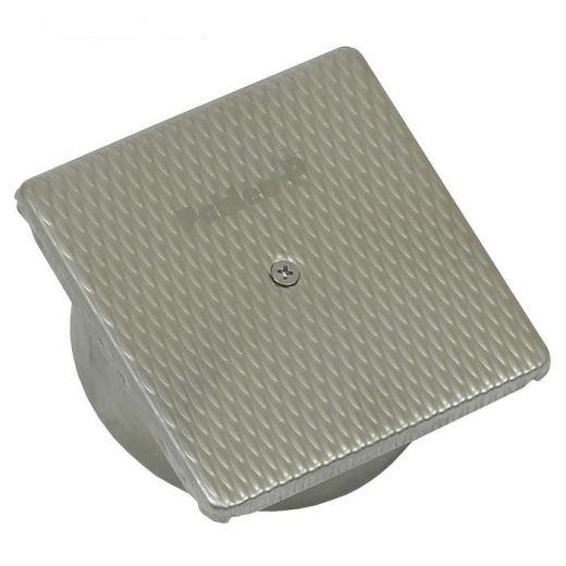Короб распаячный Pahlen 12310 (нержавеющая сталь)